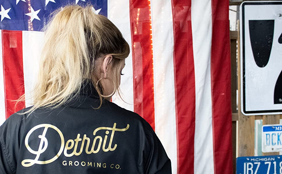 detroit grooming co USA