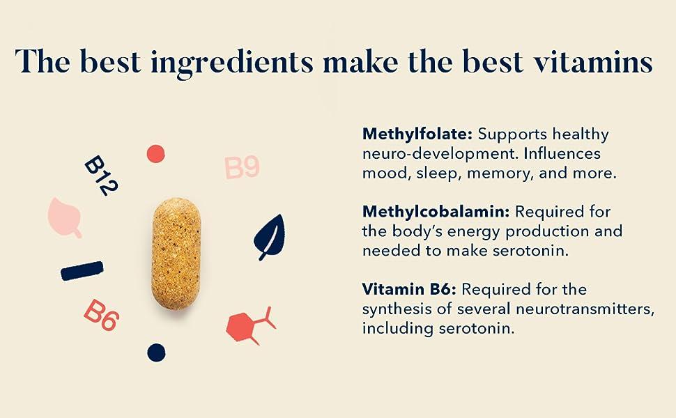 The best ingredients make the best vitamins