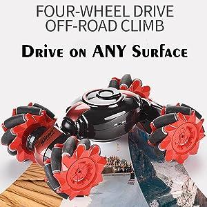 4-Wheel Driving