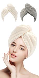 microfiber towels for hair