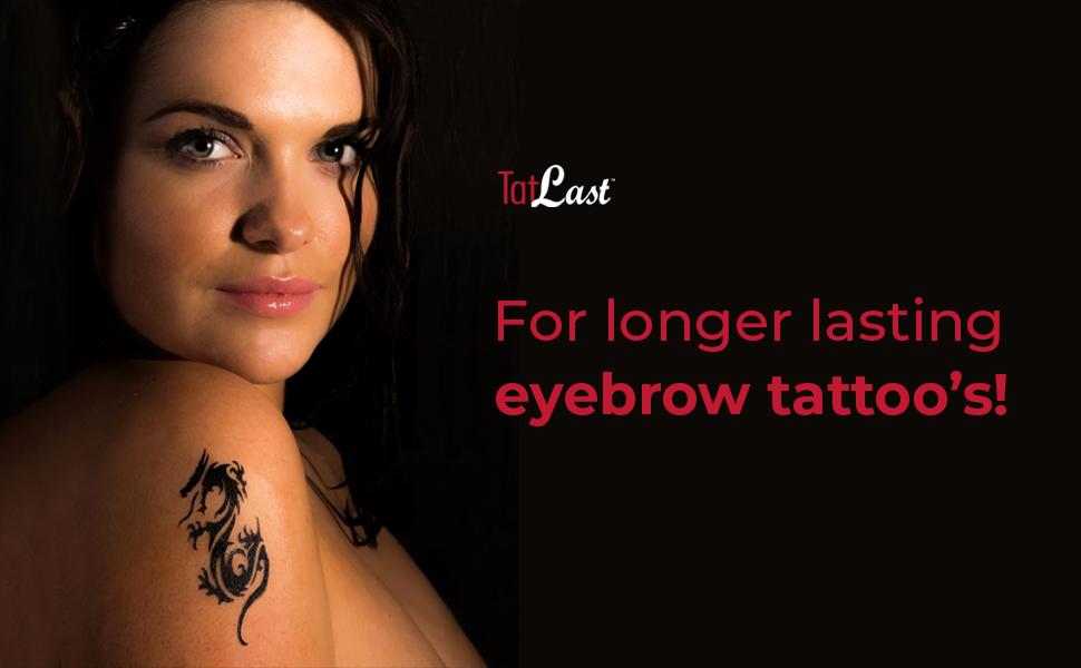 temporary tattoo eyelash transfer stamps pencil brow brows mascara wand lash lift kit tats longer