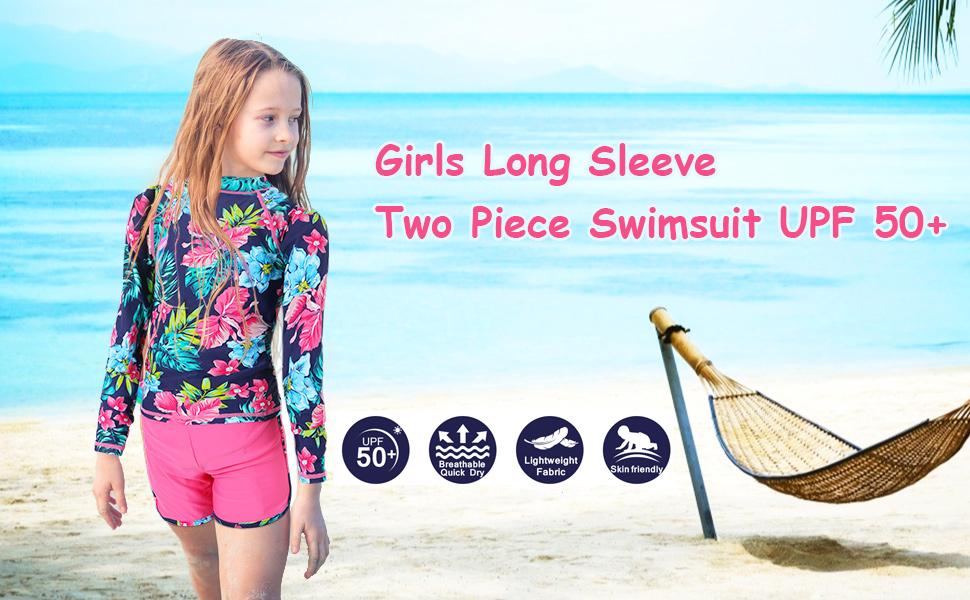 girls swimsuit size 4 6 8 10 12