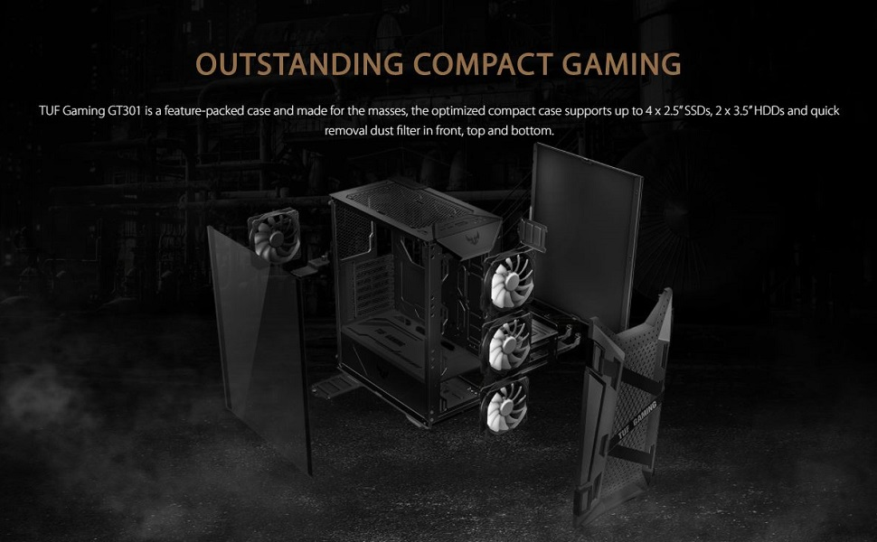 Outstanding Compact Gaming