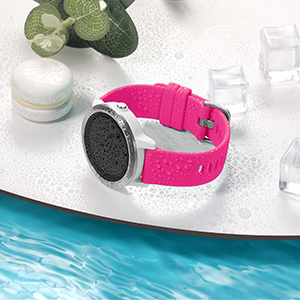 Waterproof Bands for Garmin Vivoactive band