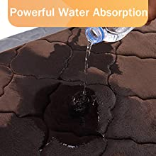 Powerful Water Absorption