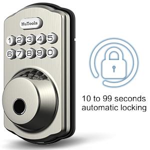 Fingerprint automatic door lock