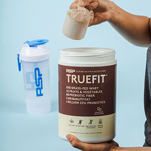 meal replacement shake, grass-fed whey protein, grassfed protein, truefit meal replacement shake