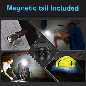 Magnetic tail