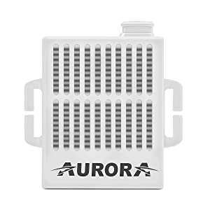 Portable Personal Air Purifier with Filter