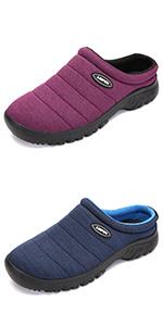 Men women slippers