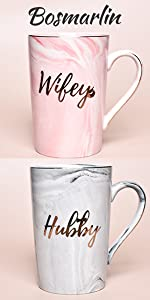 Amazon.com: Bosmarlin Birthday Gifts Coffee Mug Set for Mom from Daughter,  Funny Mug for Mother, 13 Oz (Ugly Children): Kitchen & Dining