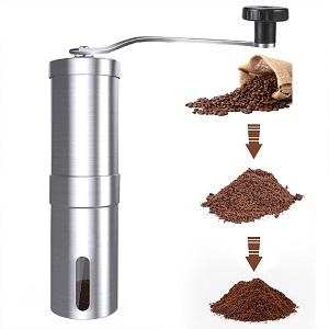 Coffee manual grinding