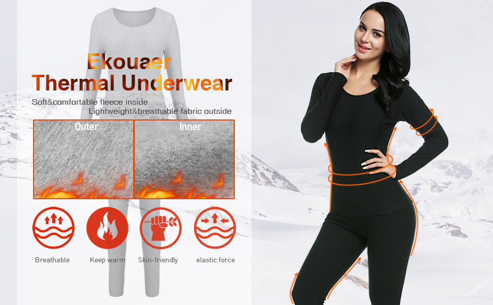 thermal women set