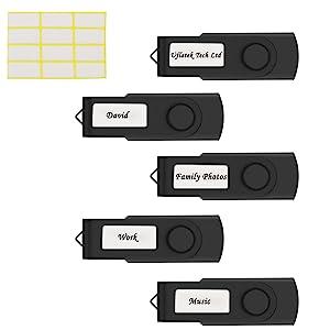 Pendrive 2GB 2.0 Uflatek Memorias USB Stick Flash Drive Pen USB Pack de 10 Unidades Pen Drive 2 GB Negro: Amazon.es: Electrónica