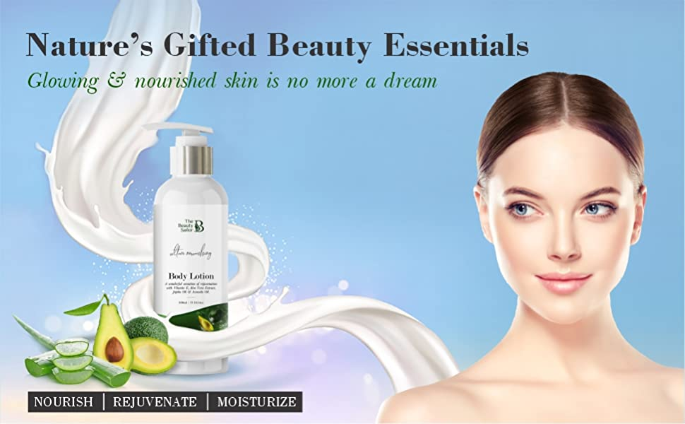 Body Lotion moisturizer cream lotion