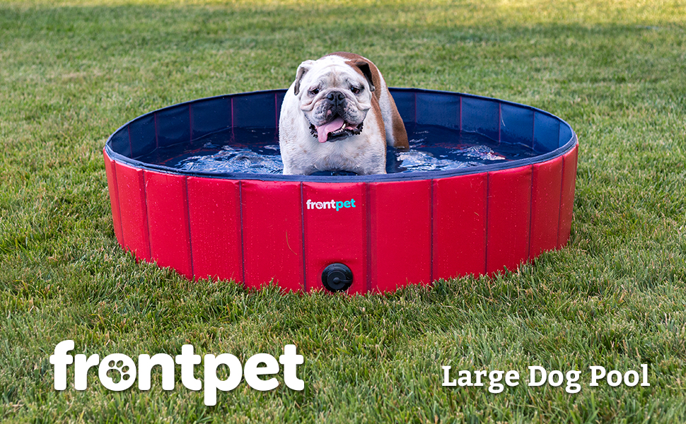 Frontpet Large Dog Pool