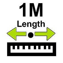 1 Meter Long