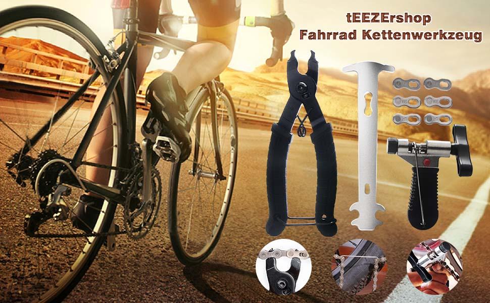 1 x fietsketting.