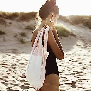 tote bag beach convertible tote