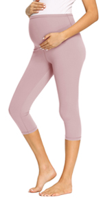 maternity workout leggings - 19 Inches