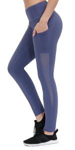 Mesh Yoga Leggings