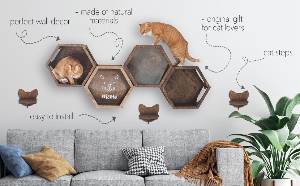 cat shelf, cat shelves