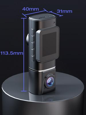 toguard ce41 dual dash cam