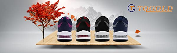 Sneaker da corsa con assorbimento degli urti