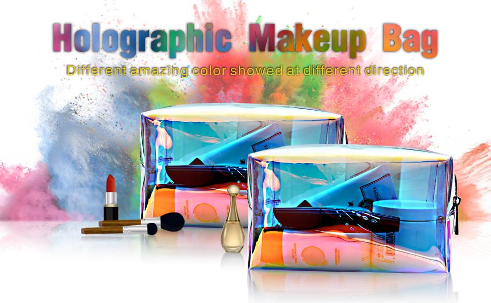 fcolor makeup bag