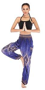 bohemain yogan pants
