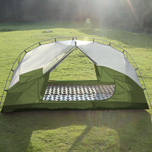 3 people tent