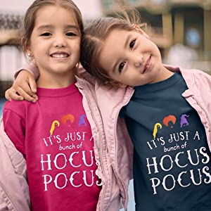 kids halloween party shirts infant girl boy short sleeve happy halloween hocus pocus t shirts outfit