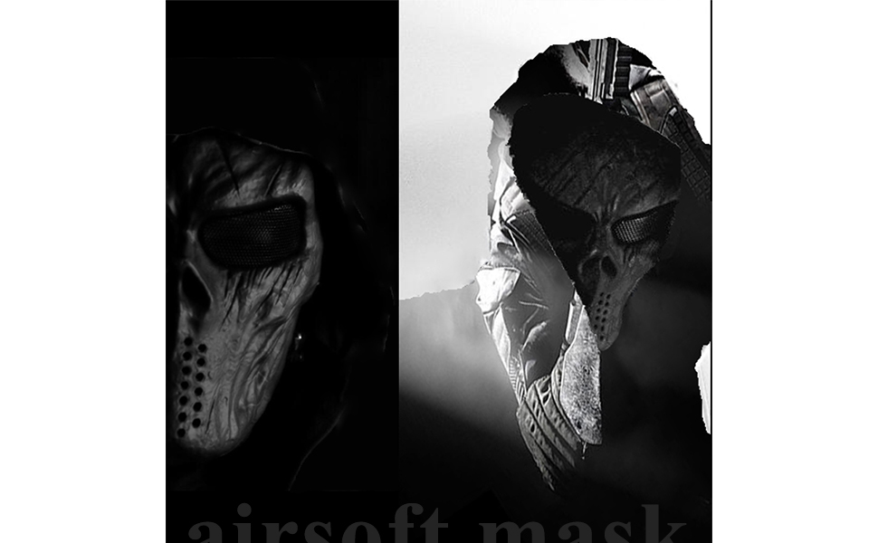 airsoft mask
