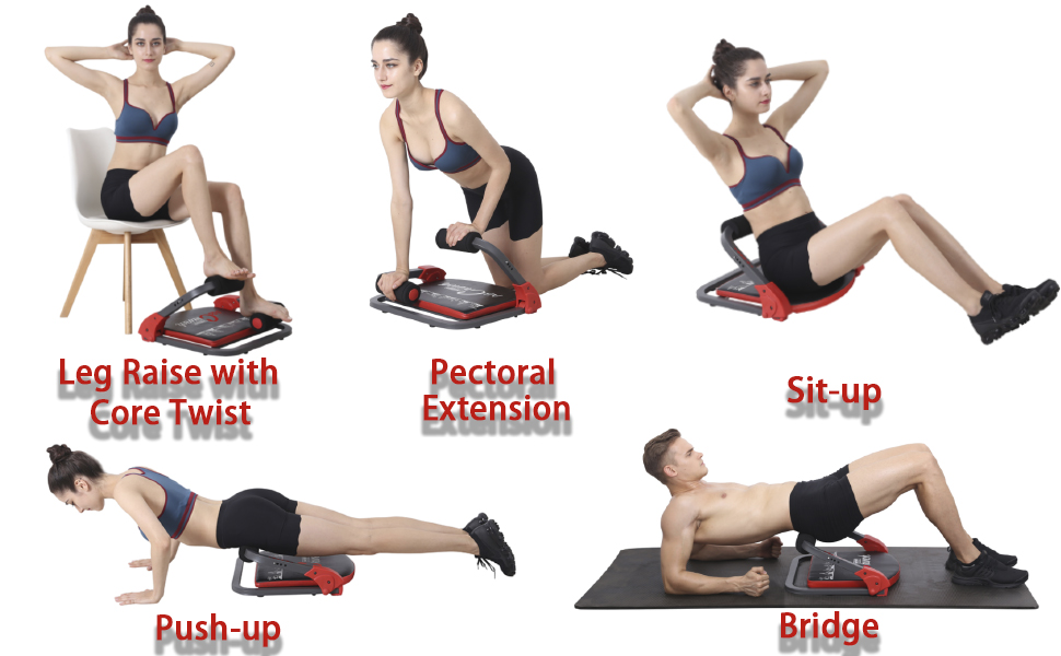 Core&Abdominal Exercise Trainer