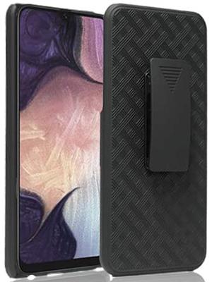 Samsung Galaxy a50 case belt clip