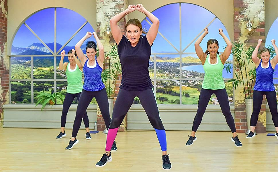Cathe Friedrich Perfect30 Perfect HIIT Workout DVD