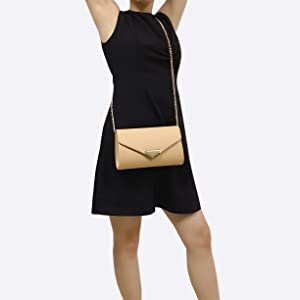 PU leather purse