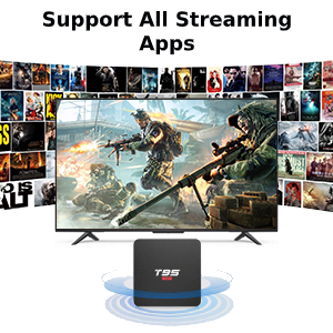 streaming smart tv box
