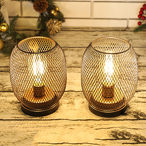set of 2 table lamp