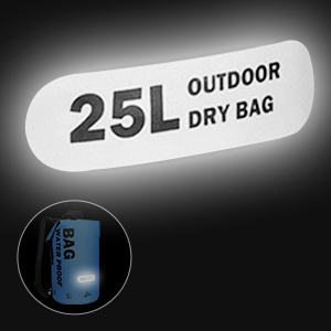 dry bag with Phone Pouch