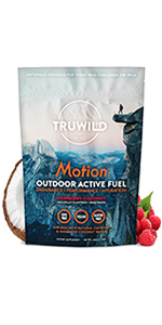 Truwild Motion, Sustain Physical amp; Mental Energy, Increase VO2 Max, Hydrate, Recover Faster