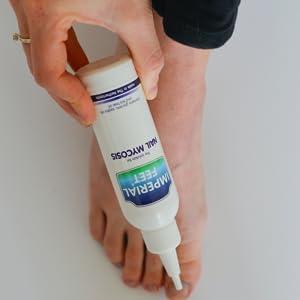 Sévère traitement fongicide pour les ongles de pied Extra fort