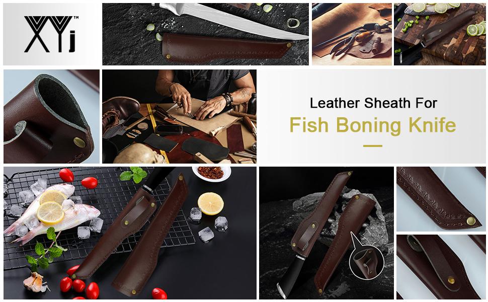 fishing knife sheath