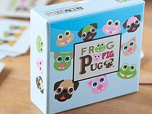 Frog Pig Pug