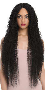Super Long Curly Wig
