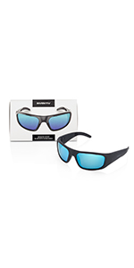 blue lenses bluetooth sunglasses glasses music listening sports style
