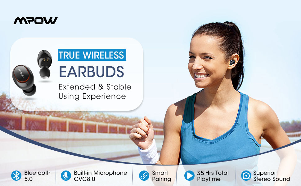 wireless earbuds,true wireless headphones,Bluetooth earbuds sport,sport headphones,Bluetooth earbuds