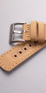 Canvas Watchband