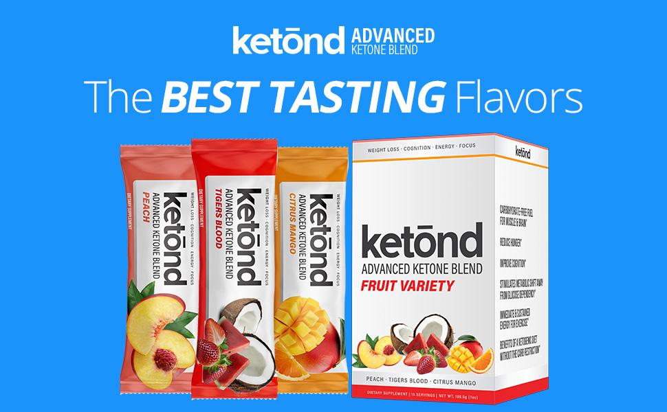 ketone body fuel keto nutrition weight loss drink Tiger's blood