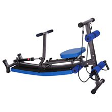 row and ride exercise machine